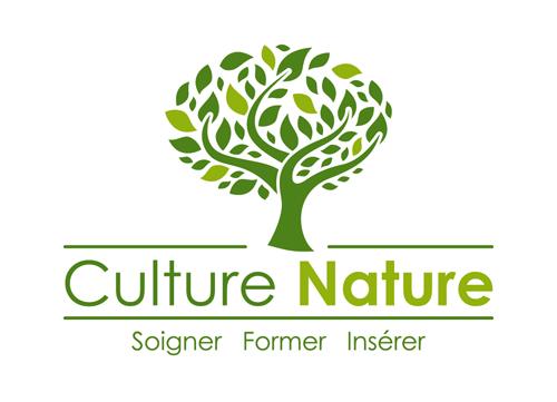 Nouveau logo de Culture Nature